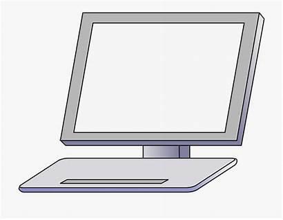 Laptop Computer Monitor Clipart Cartoon Transparent Netclipart