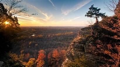 Illinois Hills Pine Southern Sunset Larue Inspiration