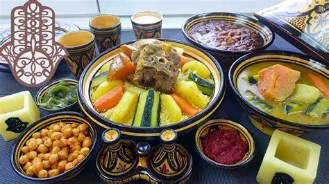 cuisine tajine couscous marocain à l 39 agneau et légumes