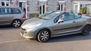 Voiture Collaborateur Peugeot : voiture peugeot 207 cc decapotable youtube ~ Medecine-chirurgie-esthetiques.com Avis de Voitures