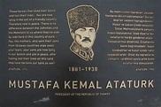 Mustafa Kemal Ataturk | Monument Australia