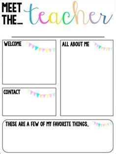 free meet the template meet the template floral miss kiz template and met