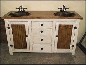 kitchen sinks with cabinets 25 best ideas about country bathroom vanities on 6098