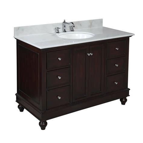 kbc bella  single bathroom vanity set reviews wayfair