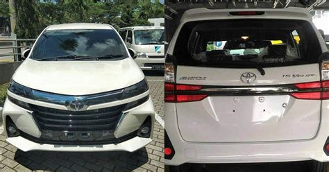 Toyota Avanza Veloz 2019 Photo by 2019 Toyota Avanza Facelift Gets Revealed Before Debut