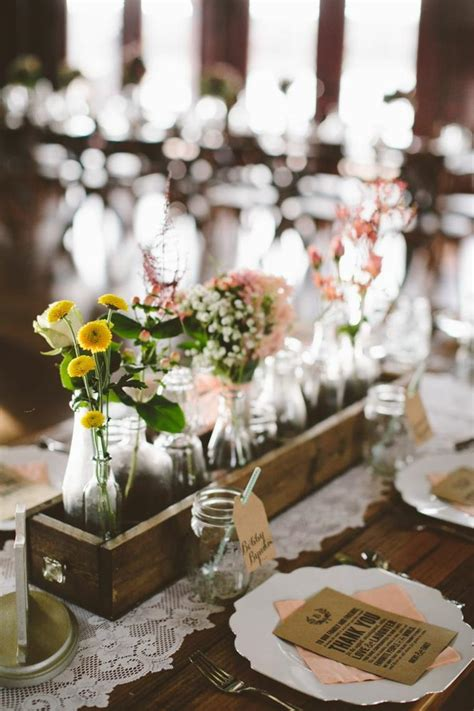 decoration mariage champetre automne ideeco