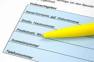 Pflichtangaben Rechnung Checkliste : generalvollmacht muster ~ Themetempest.com Abrechnung