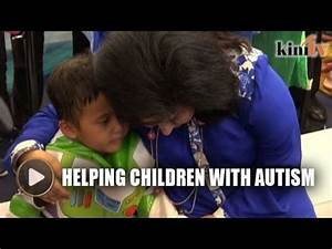 Rosmah happy programmes for children with autism well ...