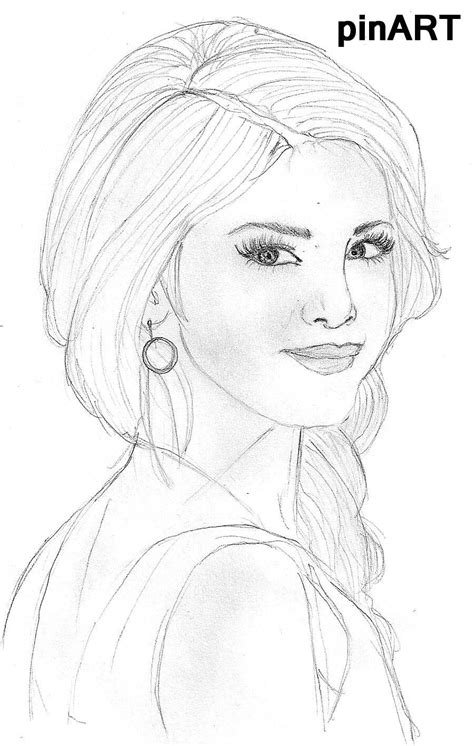 selena gomez coloring pages  getcoloringscom