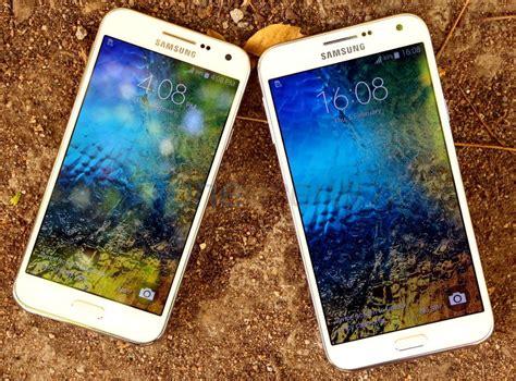 samsung galaxy e5 galaxy e7 another pair of mid range smartphones neurogadget