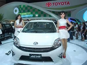 Toyota Agya Specs