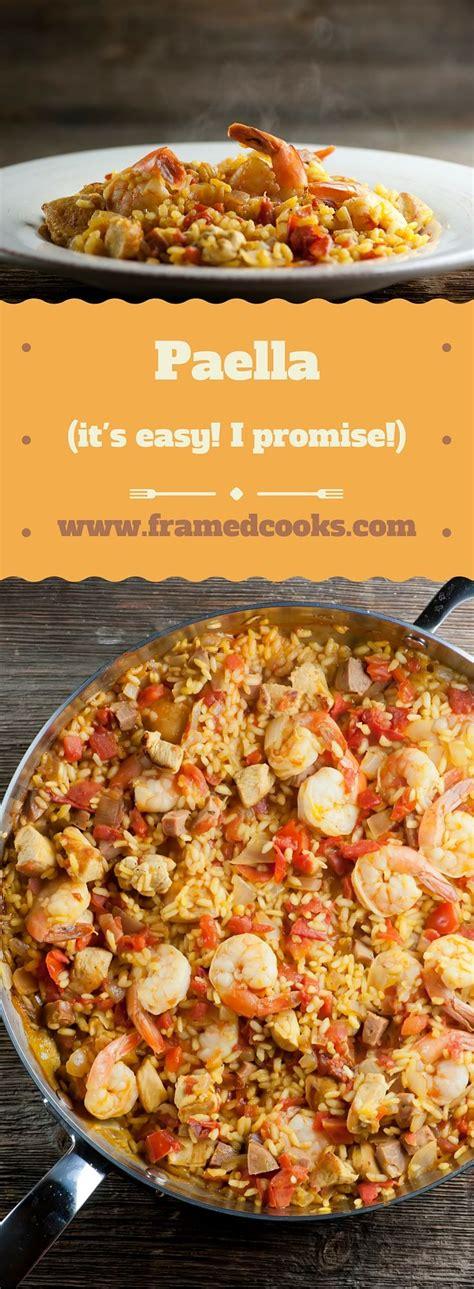 cuisiner les fruits de mer les 42 meilleures images du tableau paella sur cuisiner fruits de mer et pisces