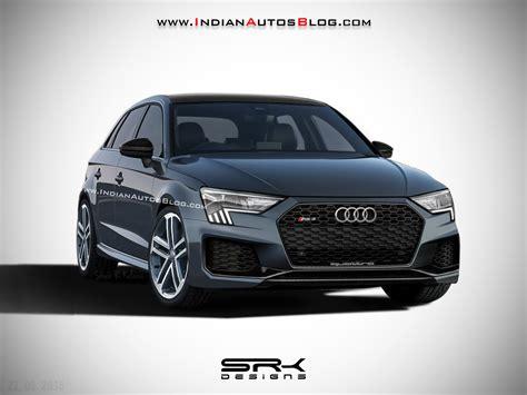 Audi Rs3 Sportback 2020 2020 audi rs 3 sportback iab rendering