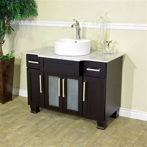 small cabinet for vessel sink small bathroom vanities with vessel sinks as an