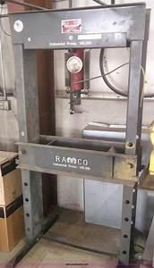 Ton In Ton : ramco 50 ton shop press item g9380 sold november 17 con ~ Orissabook.com Haus und Dekorationen