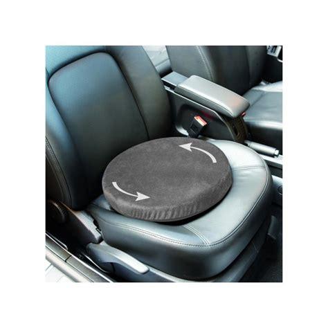 coussin rotatif 360 aménagement véhicule handicap