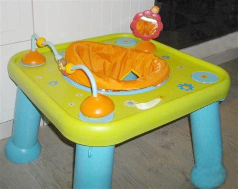 Boutique Baby » Superbe Table évolutive Bébé Avec Jeux