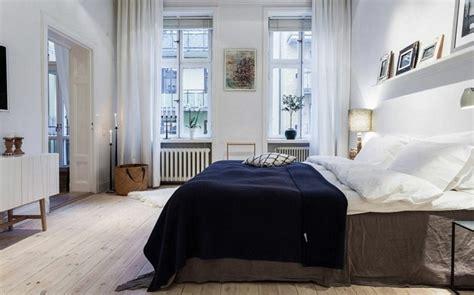 chambre toute blanche 1001 idées pour une chambre scandinave stylée