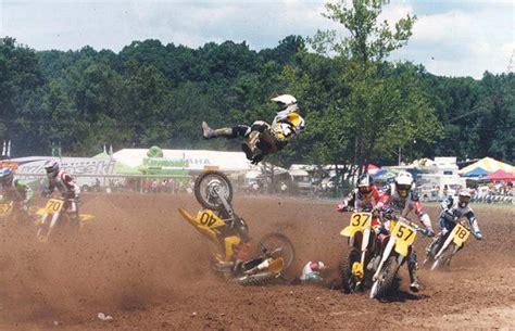 enduro motocross racing dirt bike crashing motocross wipeout photo