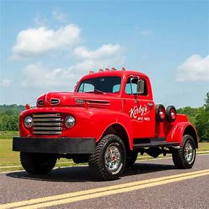 Ford F2 Pickup 1948 Plans