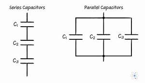 Capacitors In Series  U0026 Parallel  What Is It  Formula