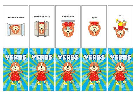 Flashcards Verbs