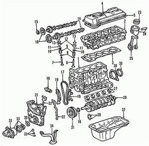 1993 Toyota Tacoma Engine Diagram