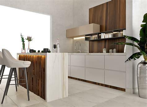 modern simple pantry  behance