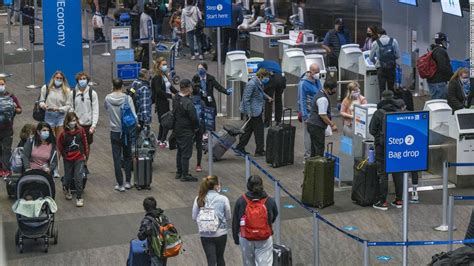 US air travel sets a pandemic-era record despite calls to ...