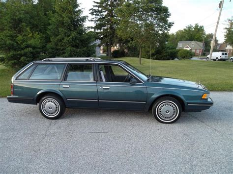 Buick Century Station Wagon 1995 buick century station wagon in condition