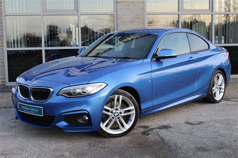 Used 2014 Bmw 2 Series 220i M Sport For Sale In York