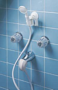 turn tub faucet into shower held portable shower converts tub spout to a shower