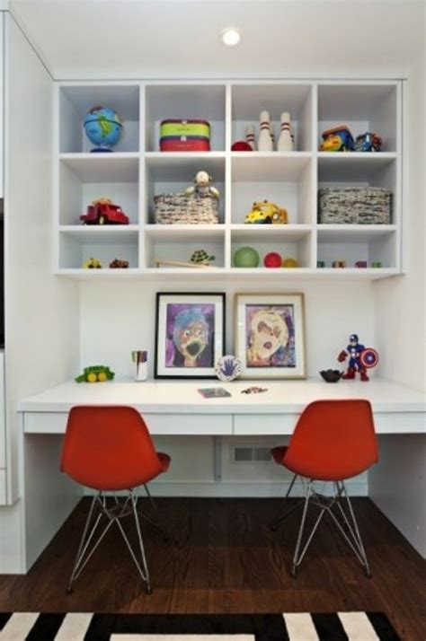 kids desk with shelves 25 ideas to create practical desk spaces for kids kidsomania