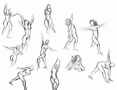 Poses Pose Reference Quick Drawing Draw Hand