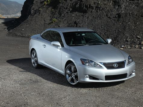 2010 Lexus Is Convertible Exotic Car Image 10 Of 36