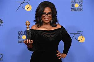 If You Need Some Motivation, Oprah's Golden Globe Awards ...