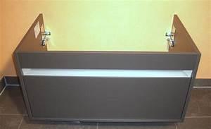 Waschbeckenunterschrank 60 X 45 : duravit ketho waschbecken unterschrank graphit 60x45 5cm mit auszug f r waschtisch d code ~ Bigdaddyawards.com Haus und Dekorationen