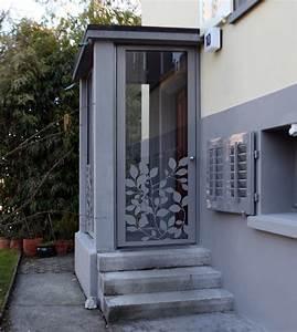 Windfang Hauseingang Kauf : metall werk z rich ag windfang abschluss mit ornamenten ~ Sanjose-hotels-ca.com Haus und Dekorationen