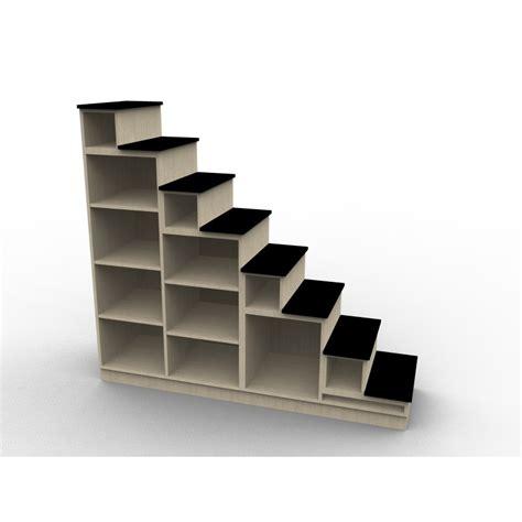 escalier cube pour mezzanine escalier biblioth 232 que mod 232 le venise pour mezzanine