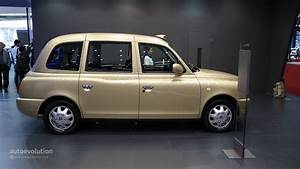 London's Famous Black Cab Turns Gold at Auto Shanghai 2015 ...