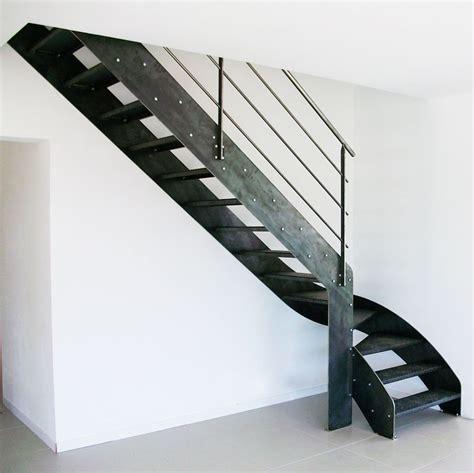 escaliers sur mesure en m 233 tal conception fabrication et pose