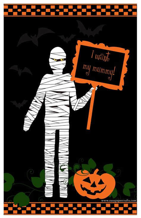 halloween printable posters festival collections