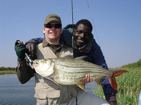 fishing tiger fishing lodges  packages