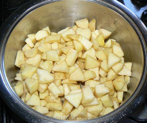 une cuisine pour voozenoo flan aux pommes amandes et calvados une cuisine pour