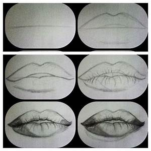1000+ ideas about Draw Lips on Pinterest | Drawings, How ...