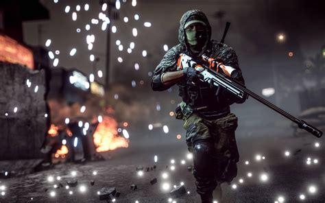 wallpaper sniper recon battlefield   games