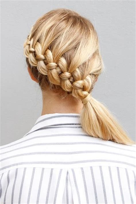 Braided Hairstyles For Hair For by Best Braided Hairstyles For Hair