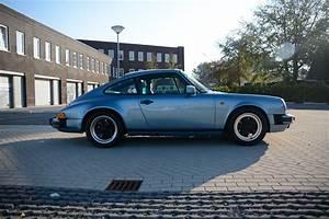 Porsche 911 3 2 : porsche 911 3 2 carrera coupe 1986 iris blue sold collection vsoc ~ Medecine-chirurgie-esthetiques.com Avis de Voitures