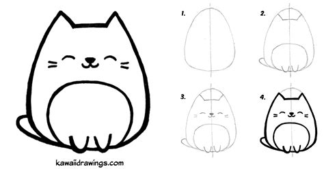 Click here to join our discord server to chat with other chill weebs just like you. How to Draw Kawaii Animals: 4 Easy Step-by-step Tutorials