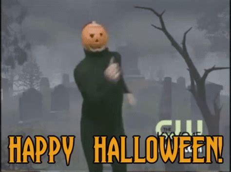 Happy Birthday Meme Gif - happy halloween gif halloween dancing pumpkin discover share gifs